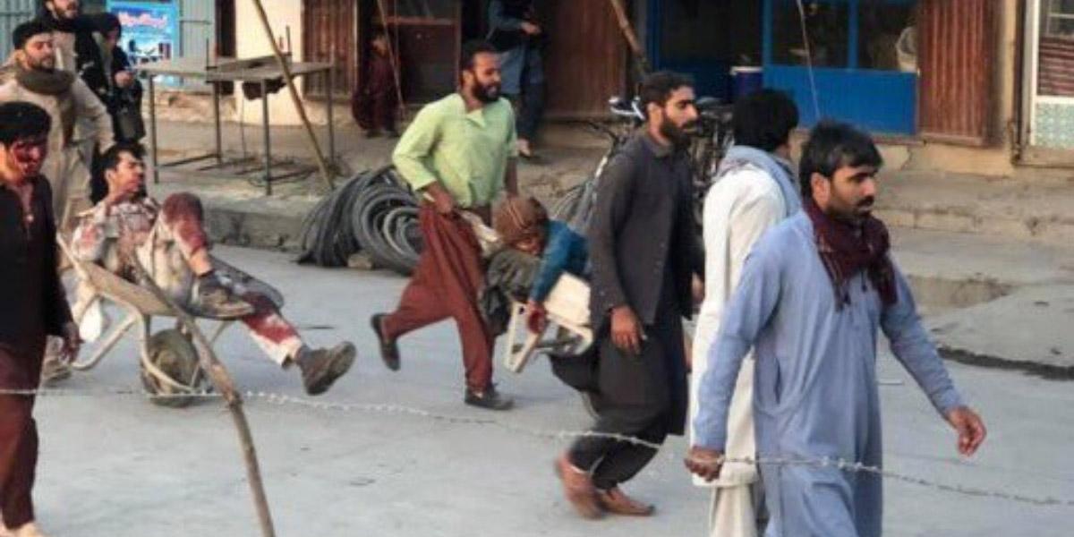 Reportan una 3era explosión en el aeropuerto de Kabul; mencionan más cadáveres en el lugar | El Imparcial de Oaxaca