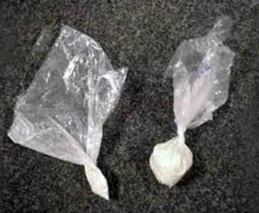 Detienen a un hombre en posesión de cocaína en Huajuapan