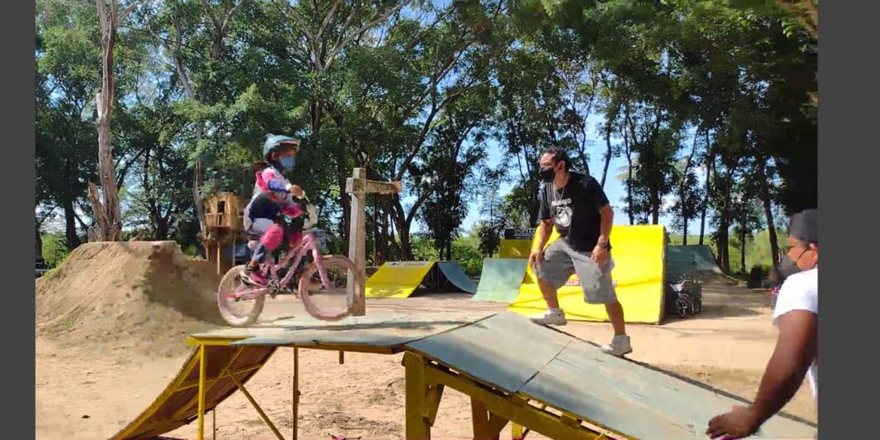 Rifaron físico en el Xtreme Trick | El Imparcial de Oaxaca
