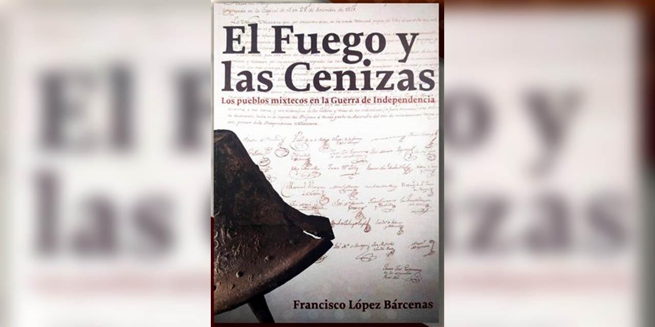 Presentarán libro sobre los Pueblos Mixtecos en la Guerra de Independencia | El Imparcial de Oaxaca