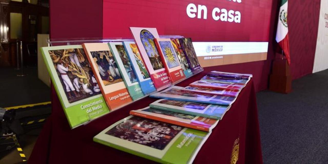 Anuncia AMLO libros de texto más humanistas | El Imparcial de Oaxaca