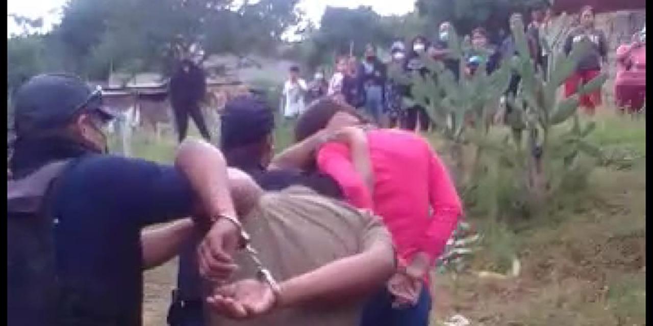 Los cachan en inmueble ajeno en Zaachila   El Imparcial de Oaxaca