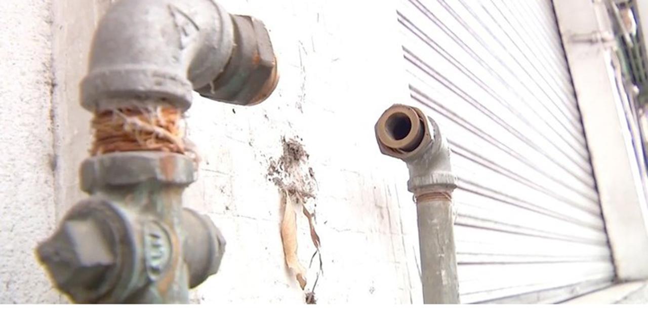 Vecinos de Huajuapan están hartos de robos de tubería de cobre | El Imparcial de Oaxaca