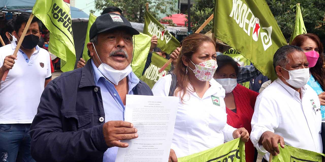 Exigen a dirigencia del PUP aclarar gastos | El Imparcial de Oaxaca