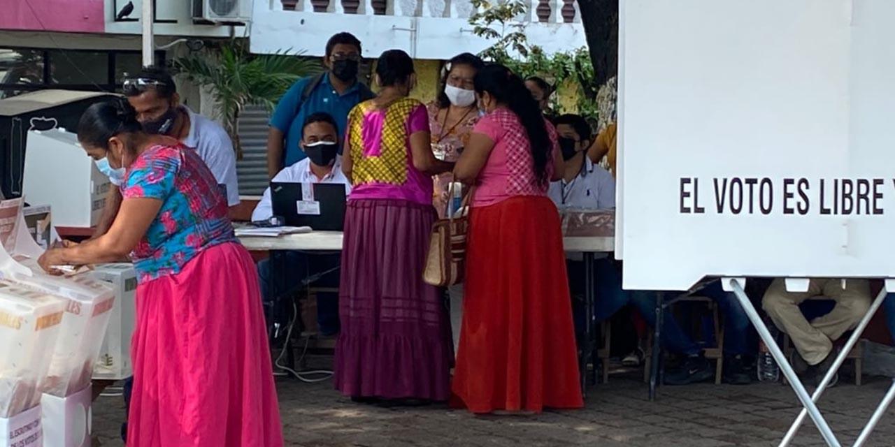 Irían 3 mujeres por 6 gubernaturas: INE | El Imparcial de Oaxaca