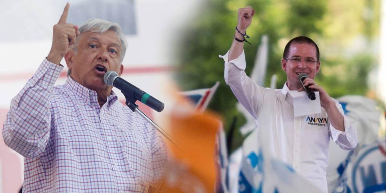 Pide AMLO a Anaya que no se ampare   El Imparcial de Oaxaca