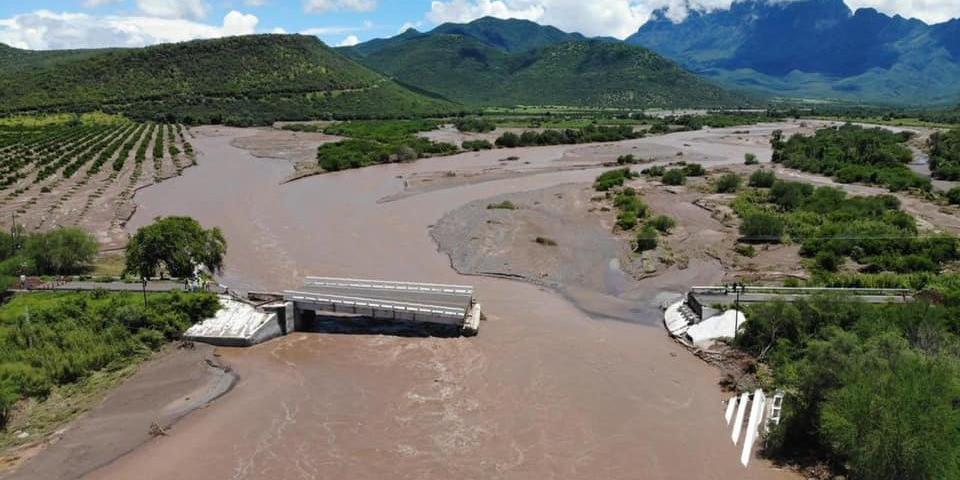Solicitan declaratoria de emergencia en 6 municipios de Sinaloa tras el paso de 'Nora'   El Imparcial de Oaxaca