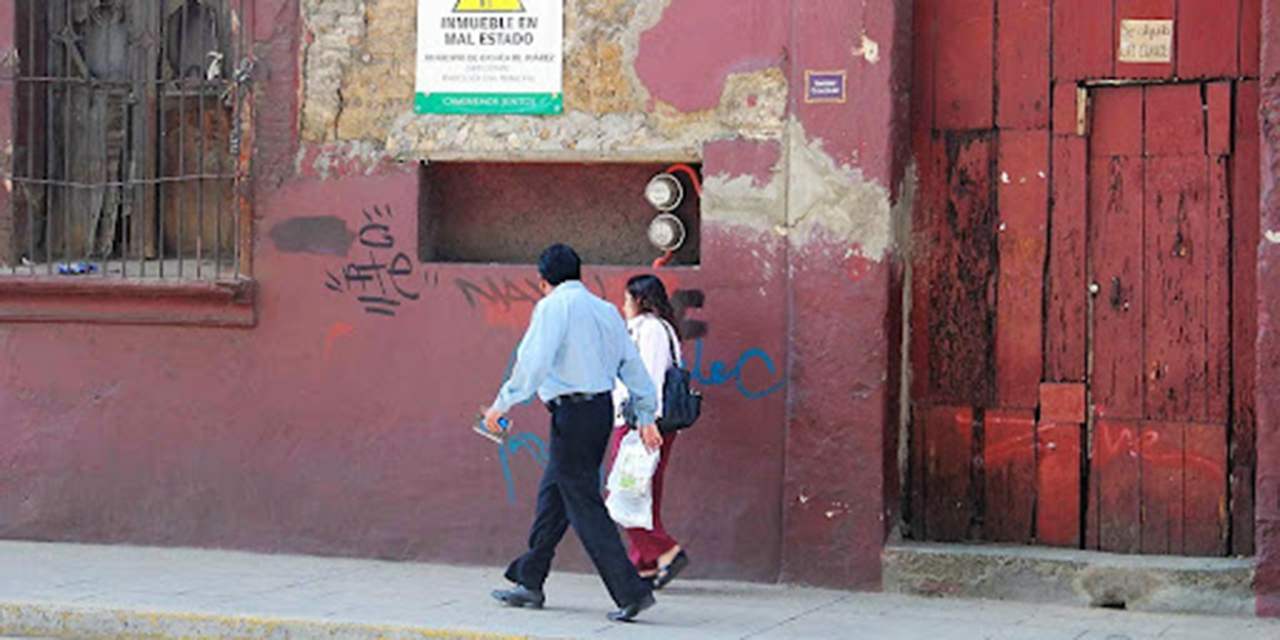 En Oaxaca, la mitad de casas con grietas, viejas y humedad | El Imparcial de Oaxaca