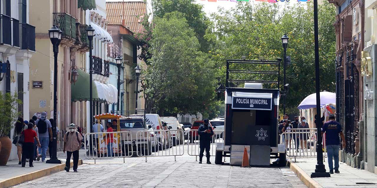 Rebasa ambulantaje a Jarquín; IP pide salvavidas a Murat   El Imparcial de Oaxaca