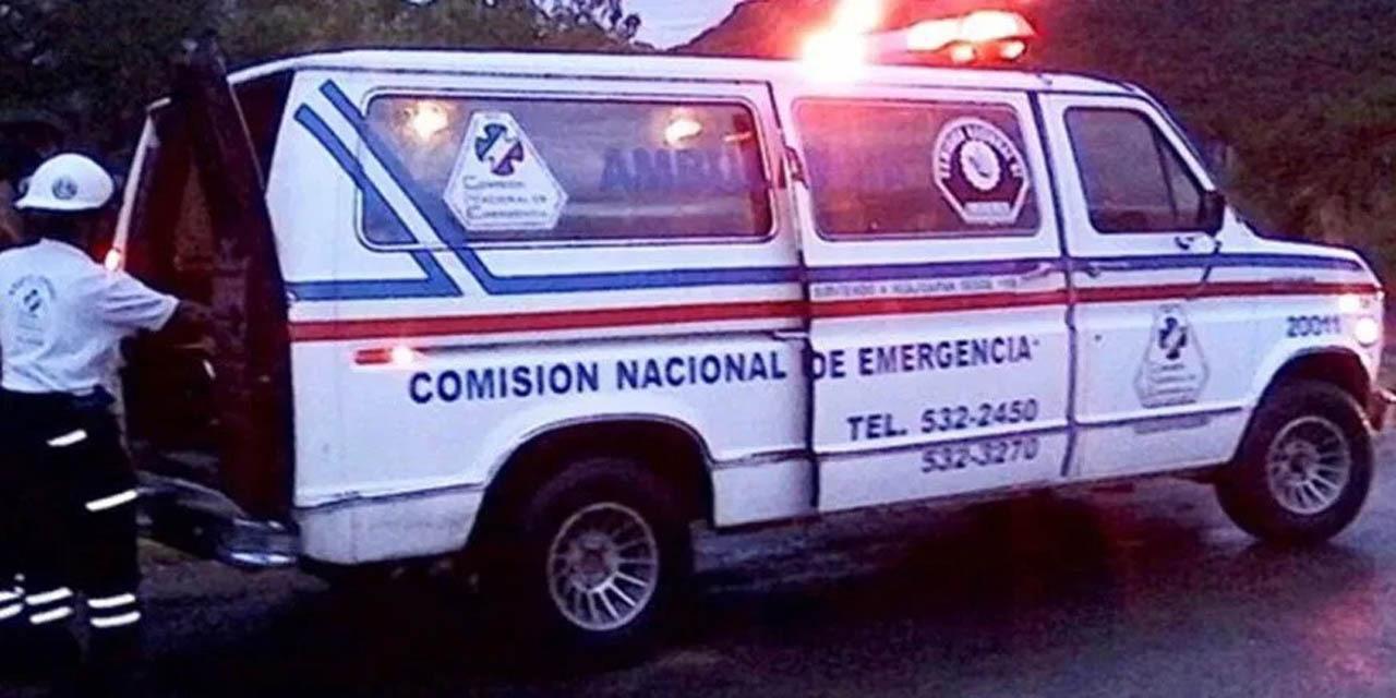 ¡Briago derrapa en motocicleta!   El Imparcial de Oaxaca