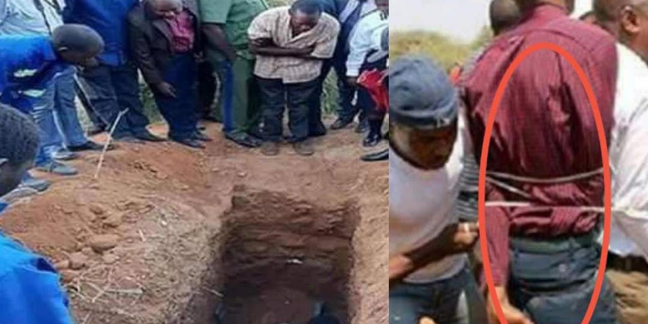 Pastor decidió enterrarse vivo para 'resucitar como Jesús' y falleció en el intento   El Imparcial de Oaxaca