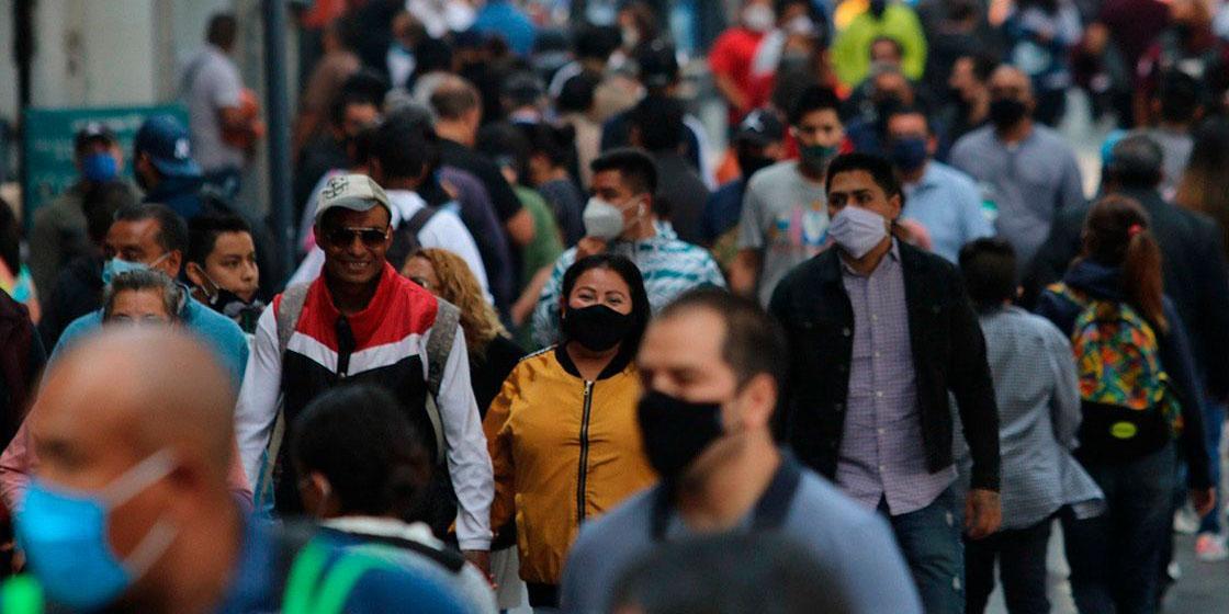 Semáforo epidemiológico en México mantiene al menos siete estados en color rojo   El Imparcial de Oaxaca