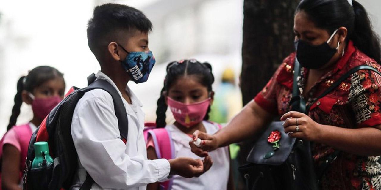 Maestra de primaria contagia a 12 de sus alumnos con covid; autoridades investigan el caso   El Imparcial de Oaxaca