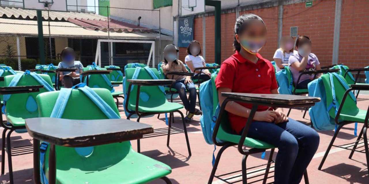 No hay condiciones para abrir escuelas, insiste la Sección 22 | El Imparcial de Oaxaca