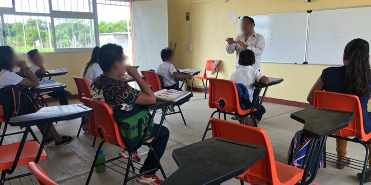 Daría S-22 atención personalizada en casos de rezago educativo   El Imparcial de Oaxaca