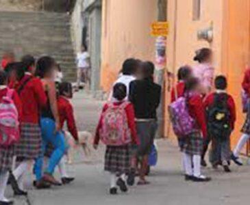 Difícil retorno a las aulas en Oaxaca