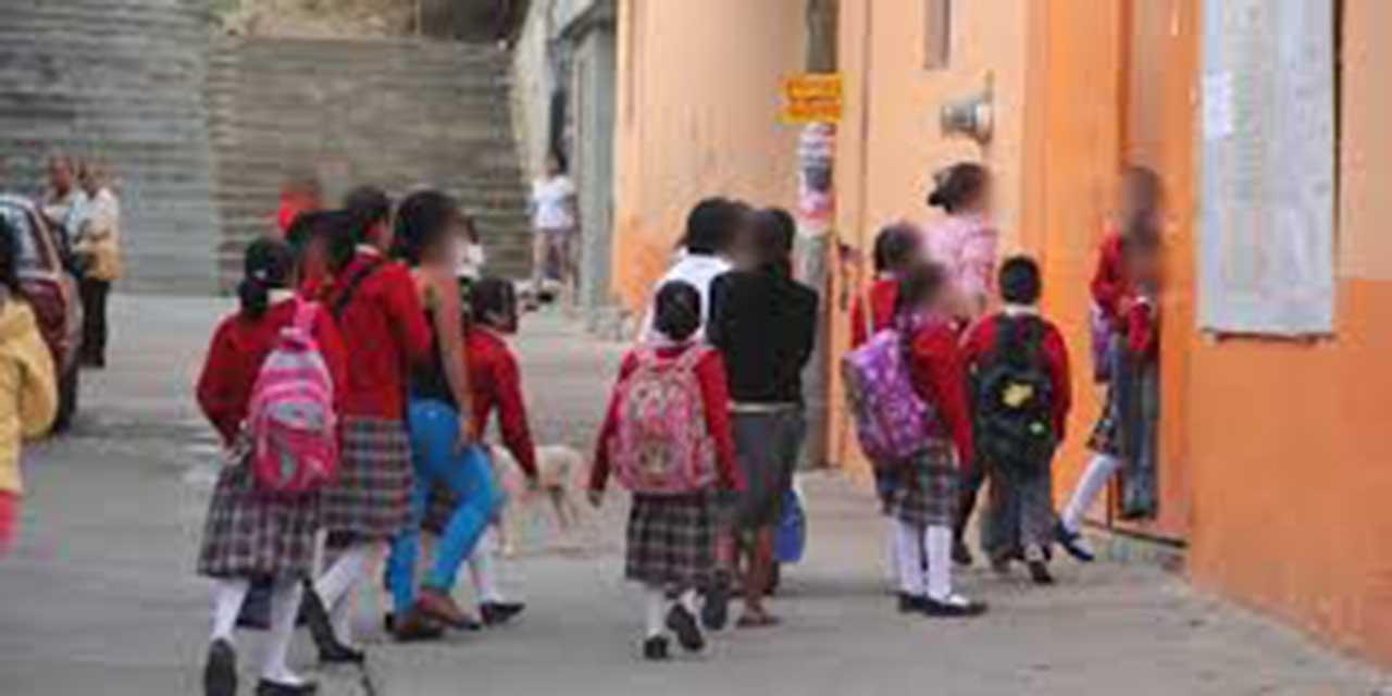 Difícil retorno a las aulas en Oaxaca   El Imparcial de Oaxaca