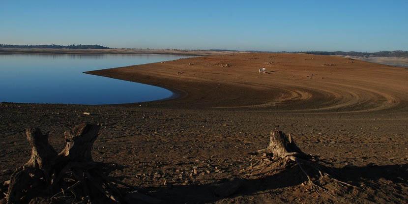 Sequía en California pone en riesgo el abasto de alimentos en EU   El Imparcial de Oaxaca