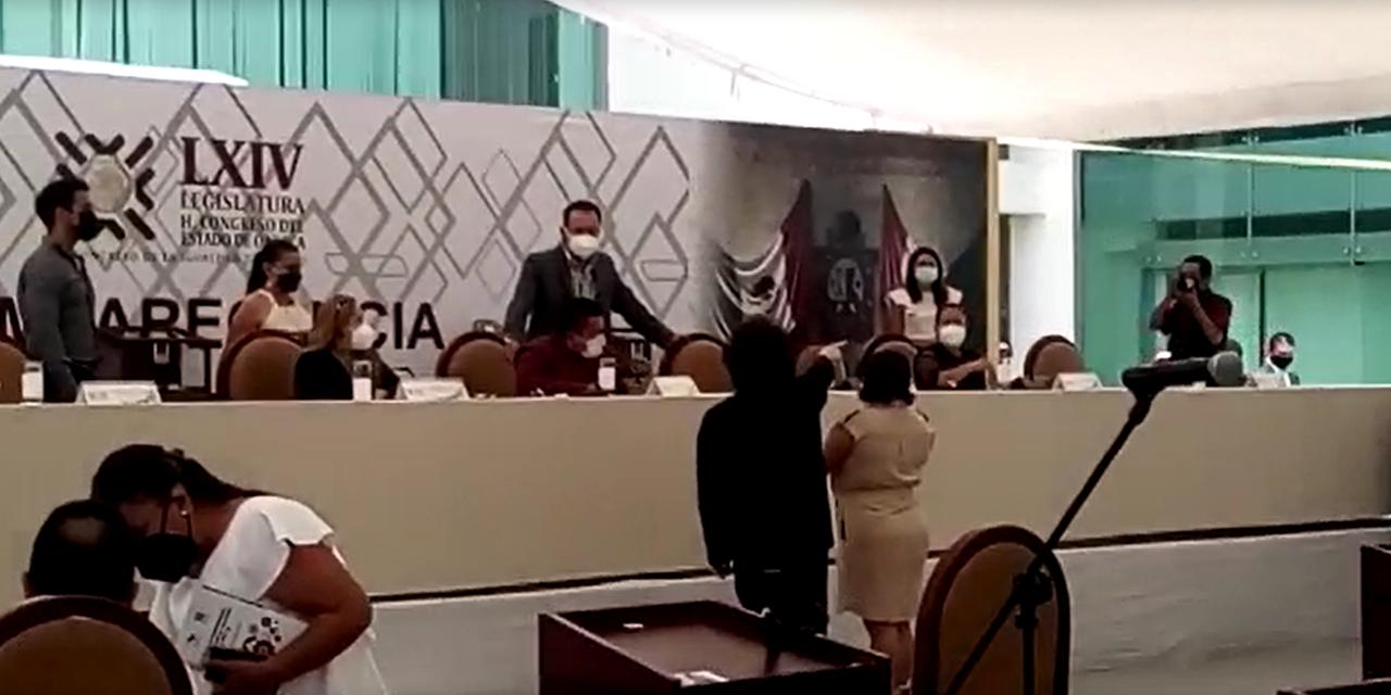 Por falta de quórum cancelan comparecencia del secretario de Sinfra | El Imparcial de Oaxaca