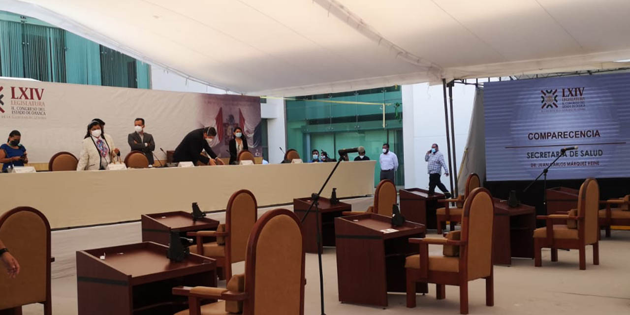 Crisis en Salud se generó por falta de planeación   El Imparcial de Oaxaca
