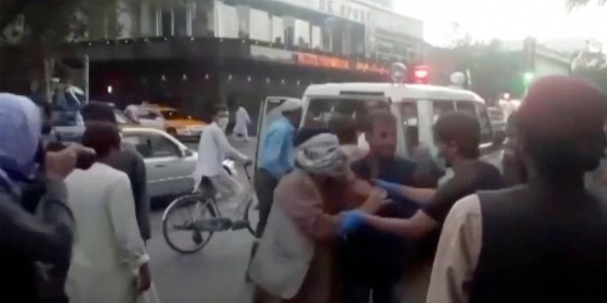 Estado Islámico se atribuye los atentados ocurridos cerca del aeropuerto de Kabul   El Imparcial de Oaxaca