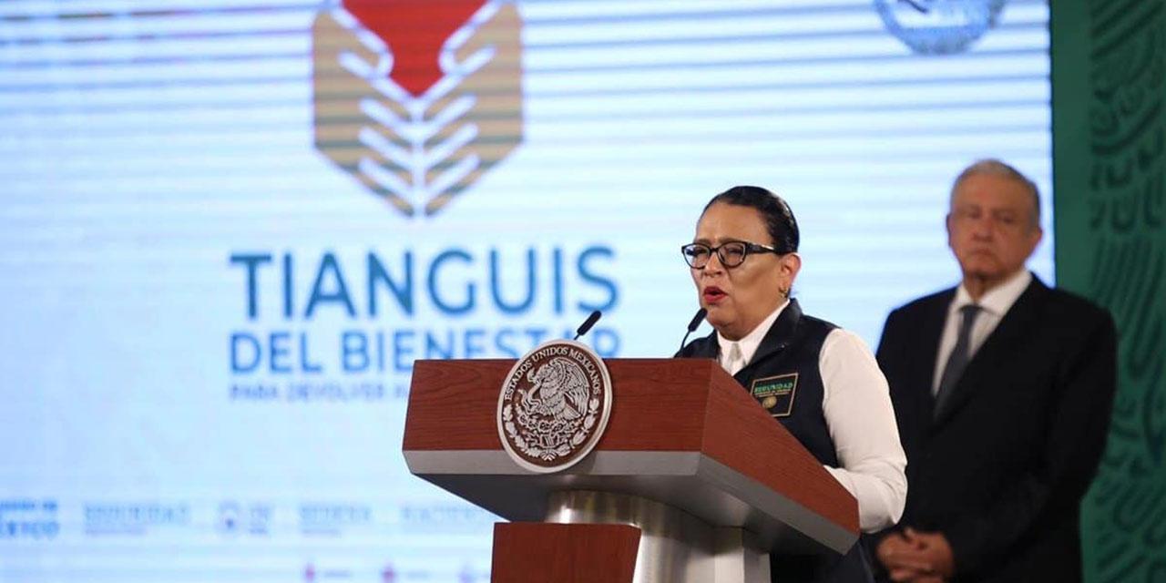 Tianguis Bienestar repartirá decomisos en pueblos pobres   El Imparcial de Oaxaca