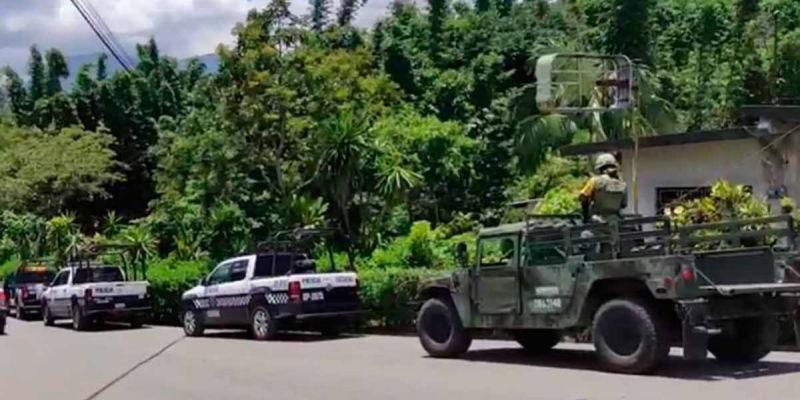 Tiroteo entre policías y presuntos delincuentes deja al menos 2 muertos   El Imparcial de Oaxaca