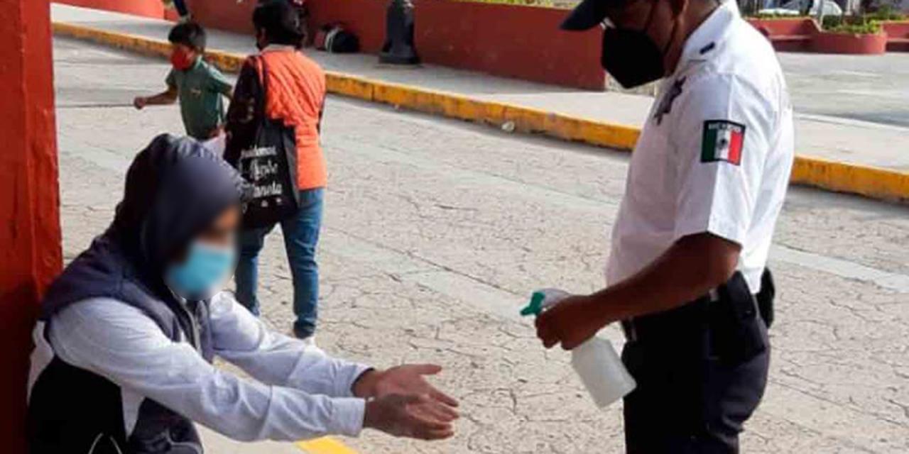 Tlaxiaco regresa a semáforo rojo por rebrote de Covid-19 | El Imparcial de Oaxaca
