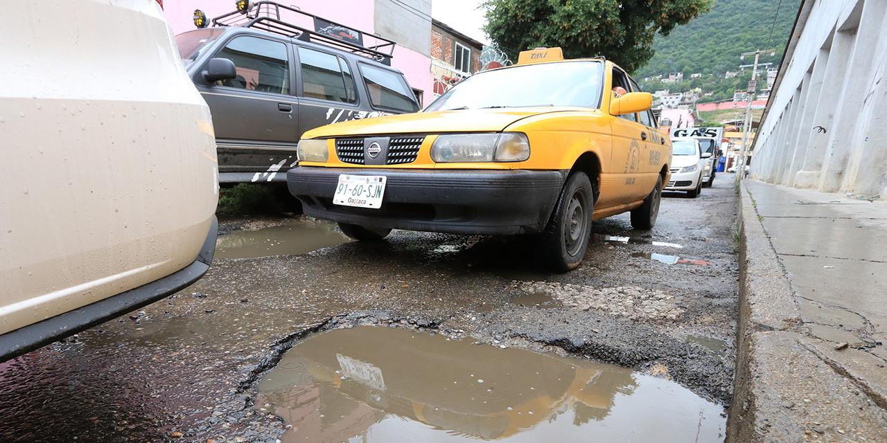 Baches, bomba de tiempo en todo el estado | El Imparcial de Oaxaca