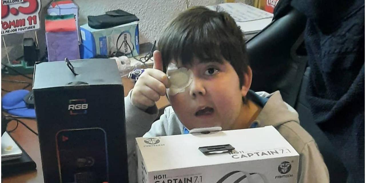 Murió Tomiii 11, el niño chileno que conmovió a todo YouTube | El Imparcial de Oaxaca