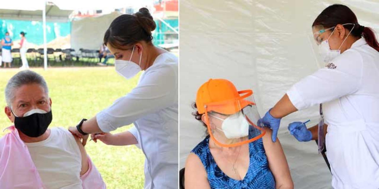 México bate récord en la compra de vacunas anti-covid; asegura Ebrad | El Imparcial de Oaxaca