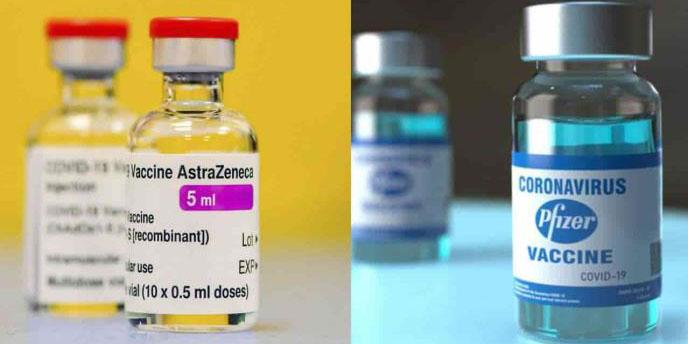 Vacunas Pfizer y AstraZeneca con 100% de efectividad contra muerte covid: revela Estudio   El Imparcial de Oaxaca