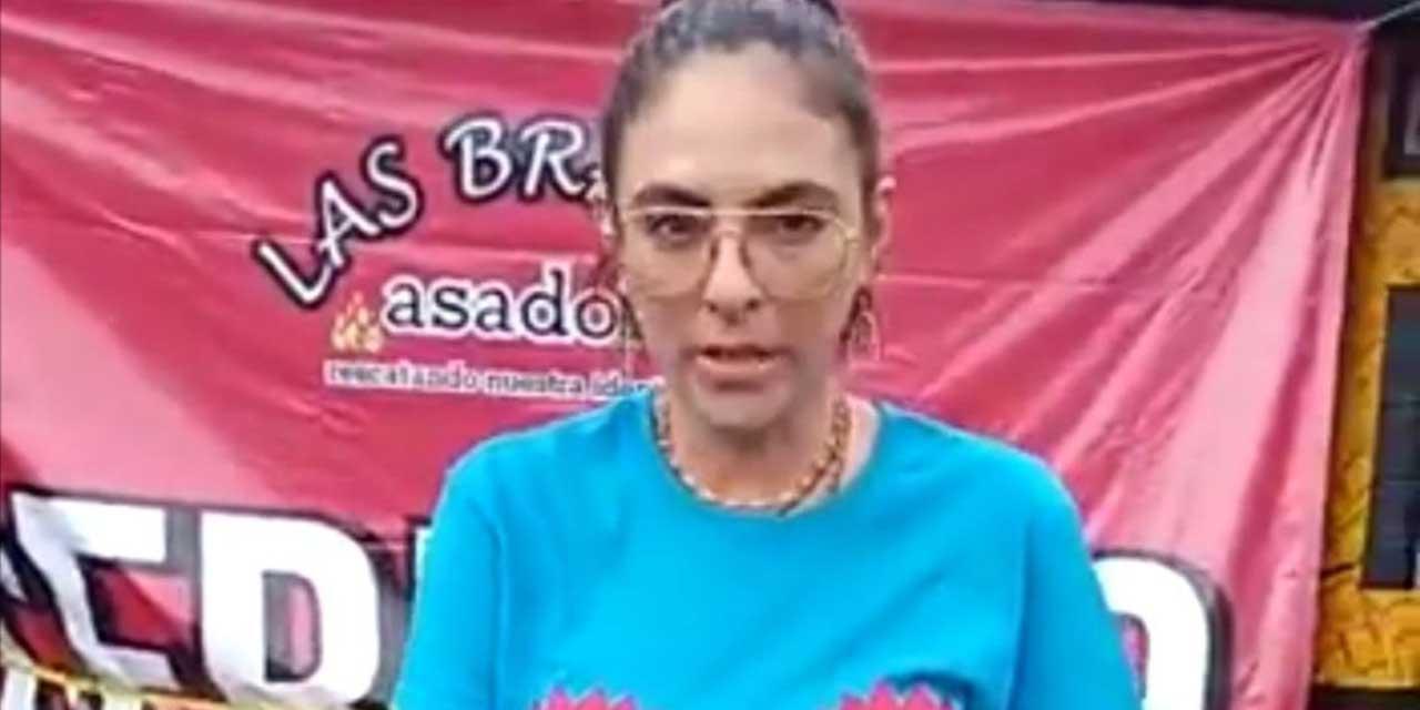 Cumple Yarith Tannos casi 30 horas retenida   El Imparcial de Oaxaca