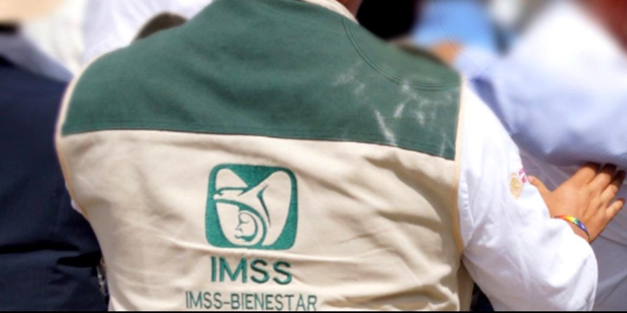 Asumiría IMSS Bienestar control del sector salud en Oaxaca   El Imparcial de Oaxaca