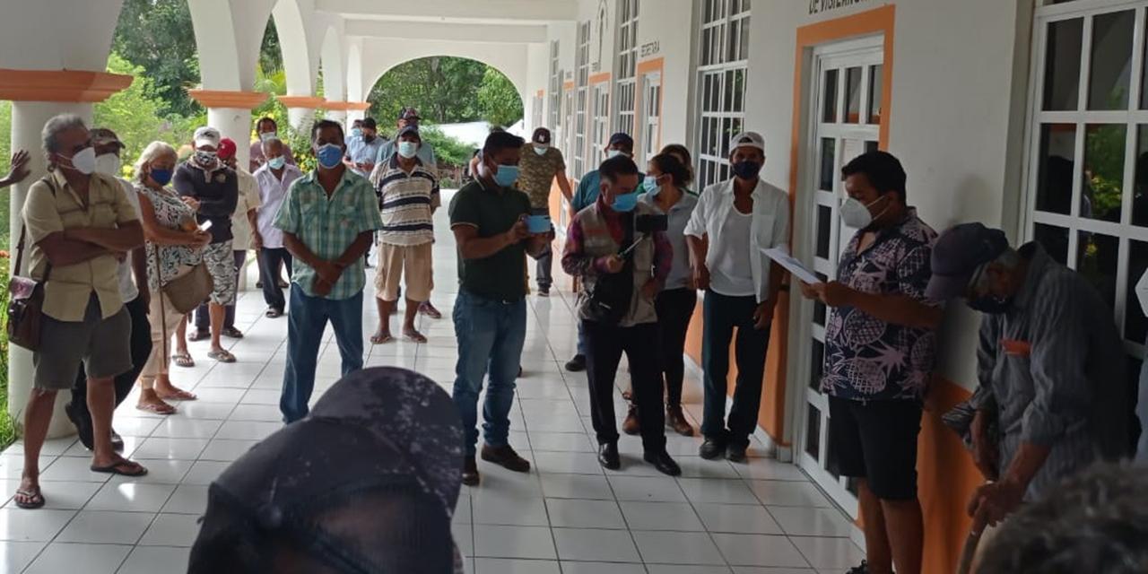 Ante amenazas, comuneros piden resguardar la elección | El Imparcial de Oaxaca