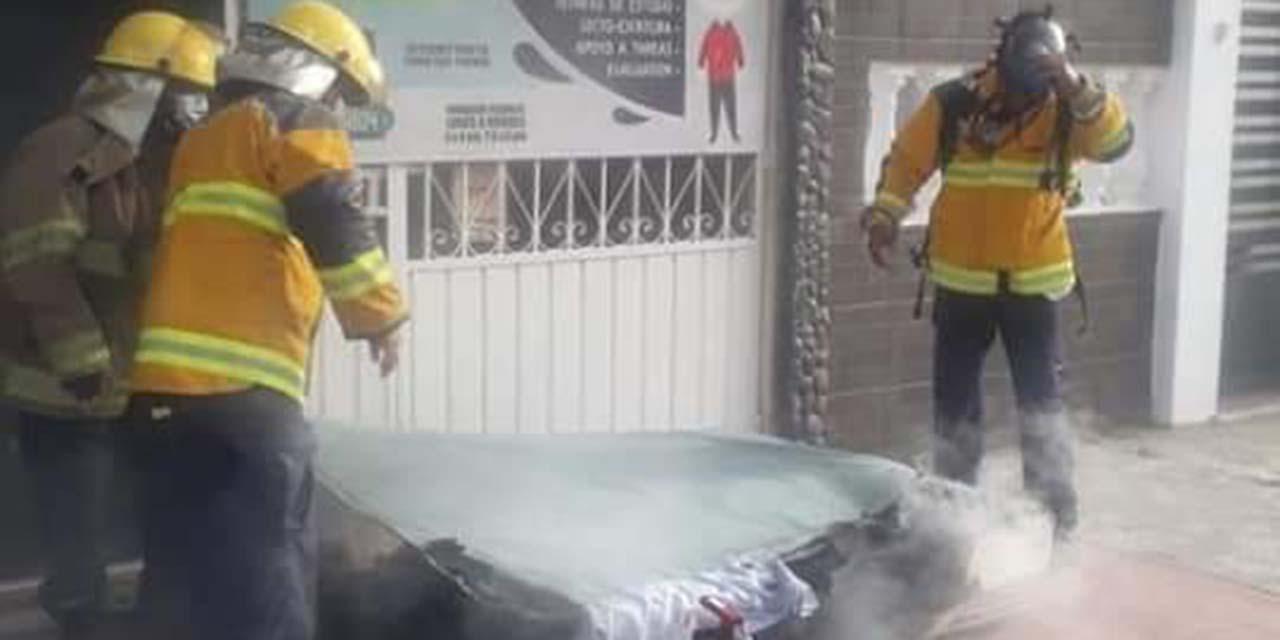 Se incendia habitación en Salina Cruz | El Imparcial de Oaxaca