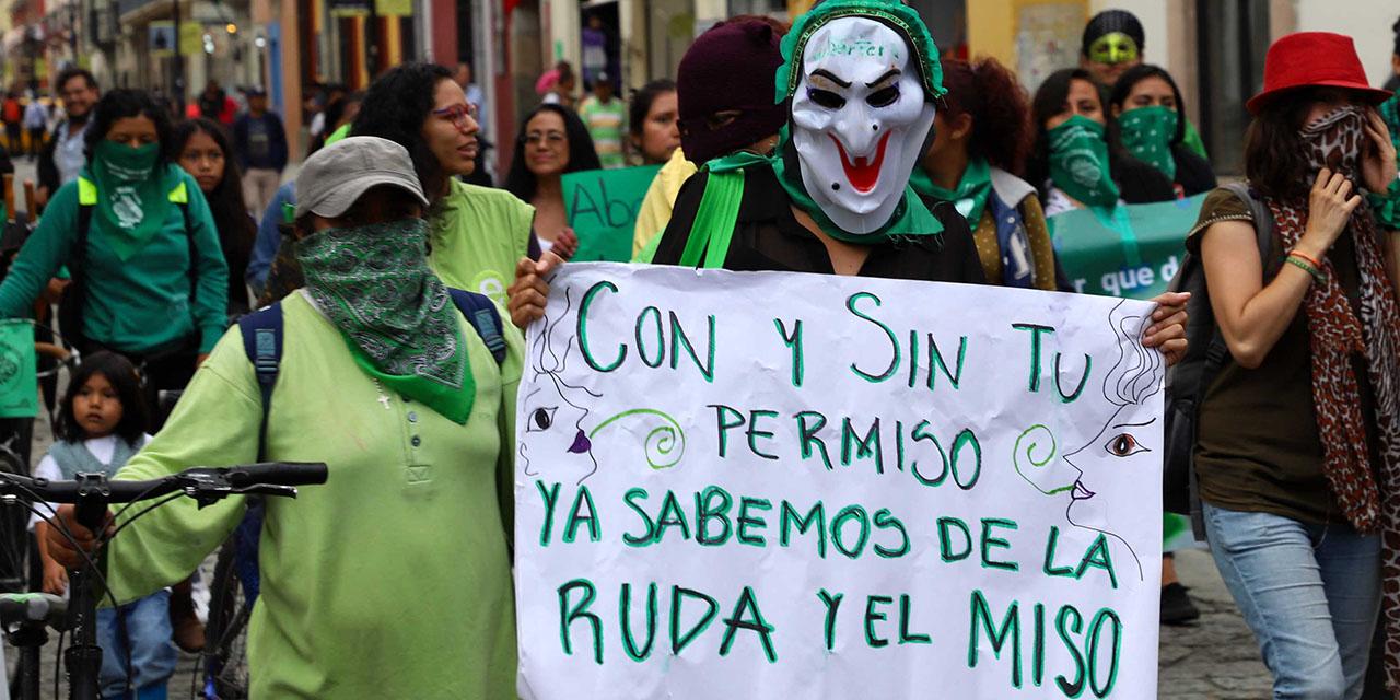 Seis casos de aborto en Oaxaca a revisión | El Imparcial de Oaxaca