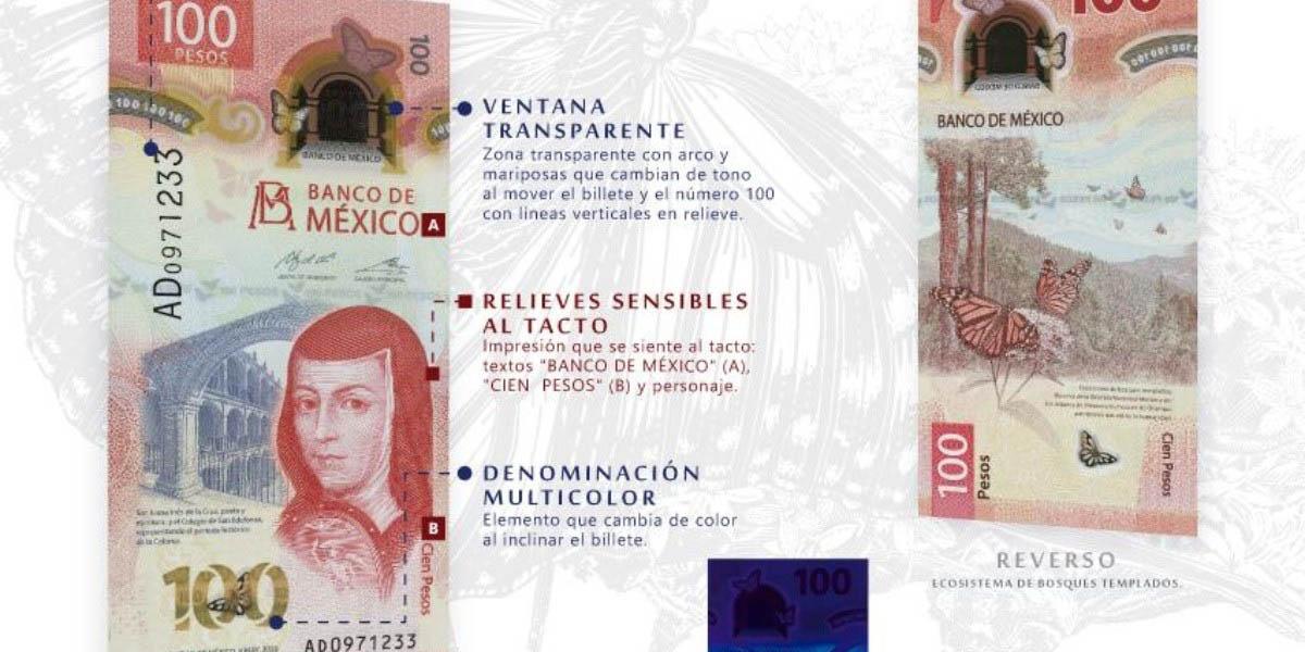Orgullo económico: Nuevo billete de $100, reconocido como el mejor del mundo en 2020 | El Imparcial de Oaxaca