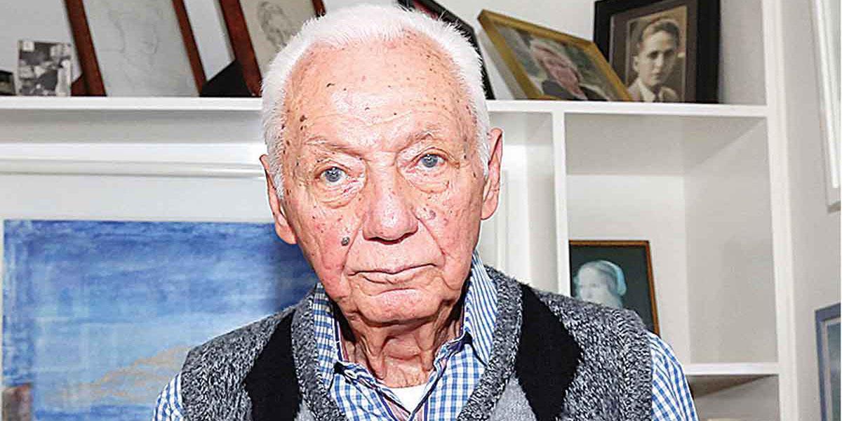 Muere a los 91 años, Enrique González Pedrero, exgobernador de Tabasco   El Imparcial de Oaxaca