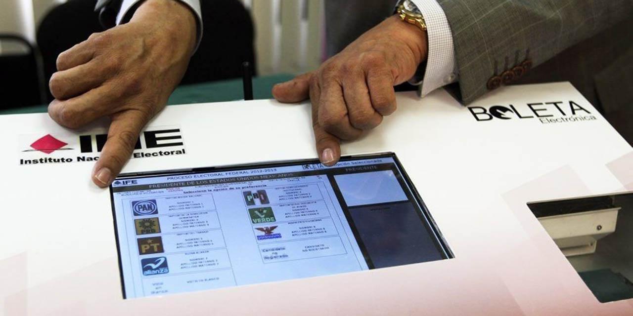 Invita INE a oaxaqueños radicados en el exterior a participar en elección para Gobernador   El Imparcial de Oaxaca