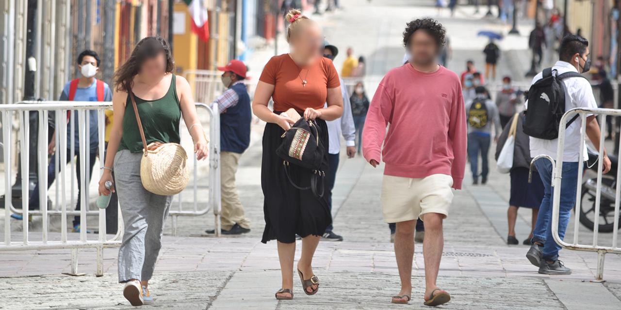 Oaxaca registra 613 nuevos contagios | El Imparcial de Oaxaca
