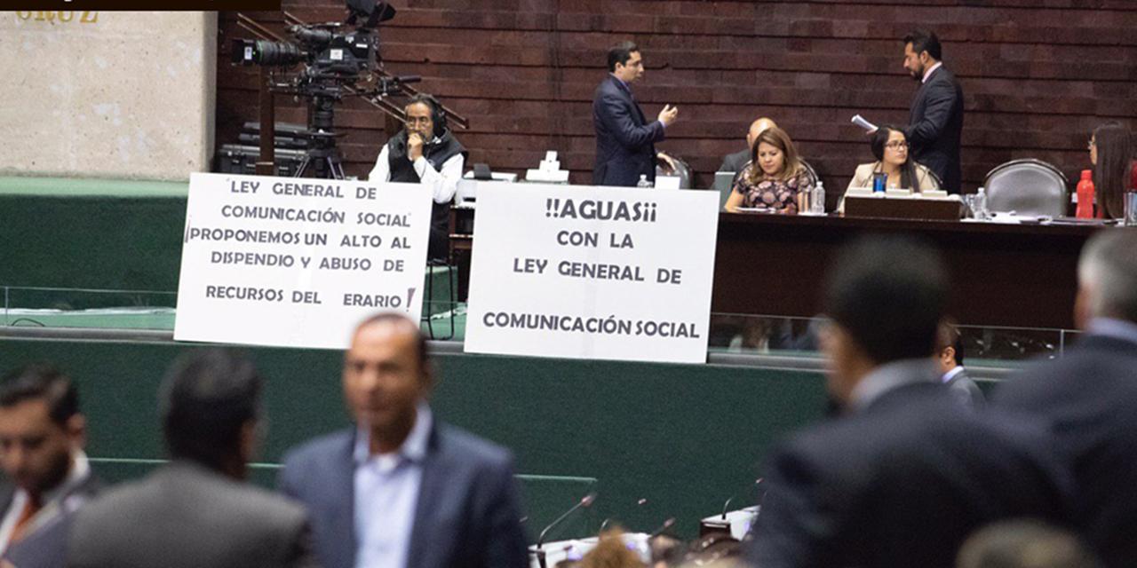 Declaran inconstitucional Ley de Comunicación Social   El Imparcial de Oaxaca