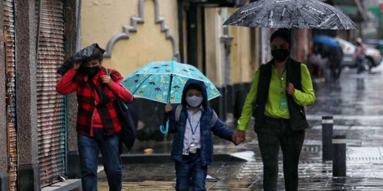 Alerta por onda tropical 26; se registrarán lluvias intensas en algunas partes del país | El Imparcial de Oaxaca