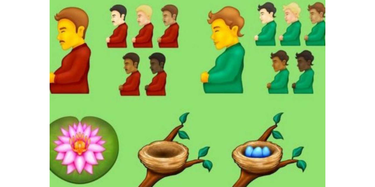 WhatsApp ofrecerá emojis de hombre embarazado y persona no binaria   El Imparcial de Oaxaca