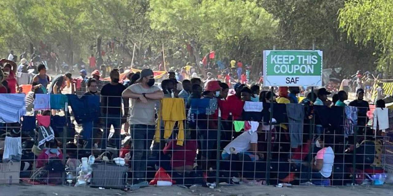 Biden activa plan de deportación masiva ante crisis migratoria en Texas | El Imparcial de Oaxaca
