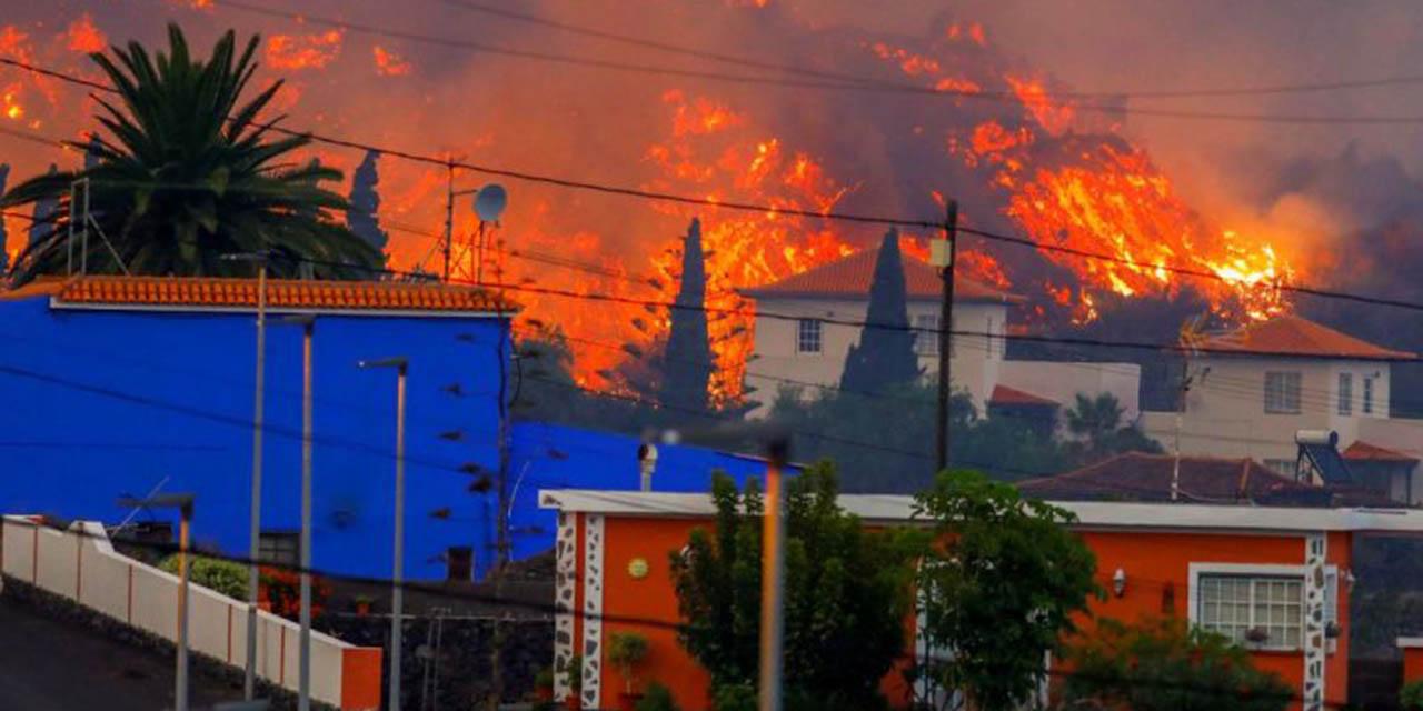 Aumenta actividad de volcán en España; desalojan a más personas | El Imparcial de Oaxaca