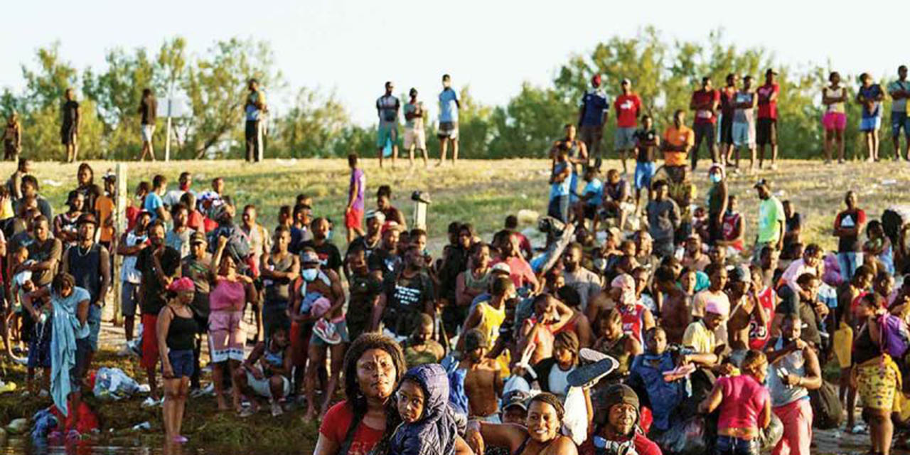 Su viaje no tendrá éxito, dice EU a migrantes   El Imparcial de Oaxaca