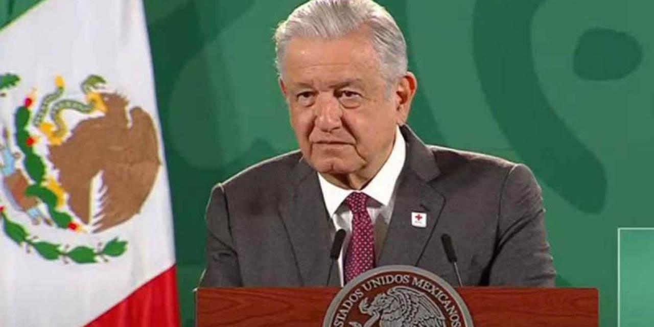 Andrés Manuel López Obrador, pide a Israel extraditar a Tomás Zerón   El Imparcial de Oaxaca