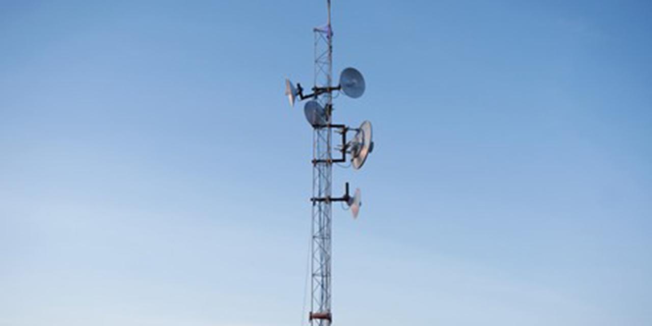 Piden reparar antena de internet | El Imparcial de Oaxaca