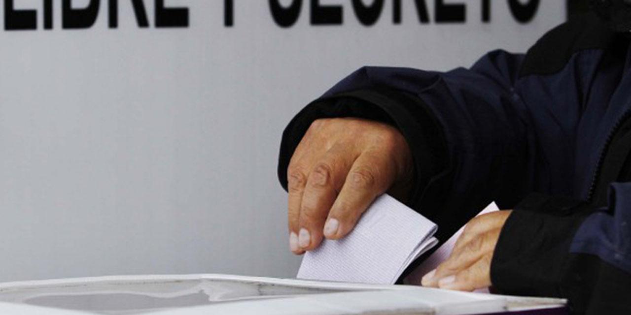 Proponen elecciones extraordinarias para el último domingo de noviembre | El Imparcial de Oaxaca